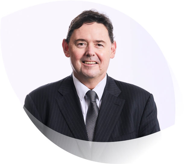 Dr Shane Kelly, Group CEO